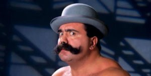 former wwf wrestler big bully nick busick faces new battle with cancer