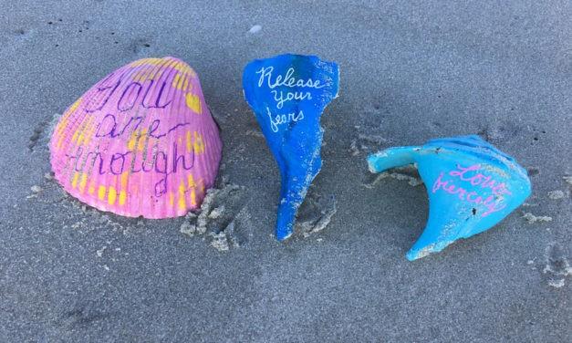 Seashells Message from God